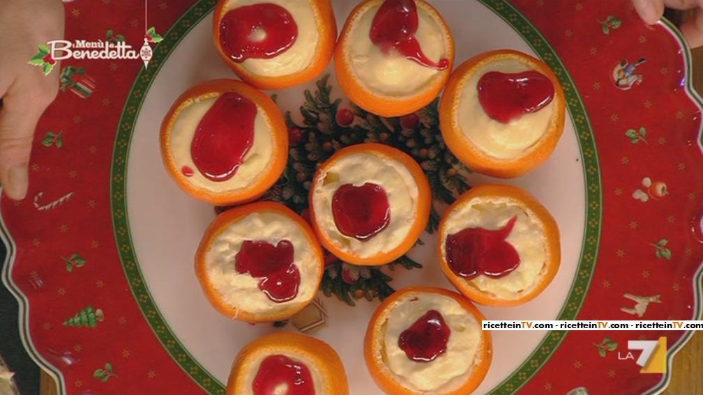 I menu di benedetta la ricetta dei mandarini spumosi for Ricette alta cucina italiana