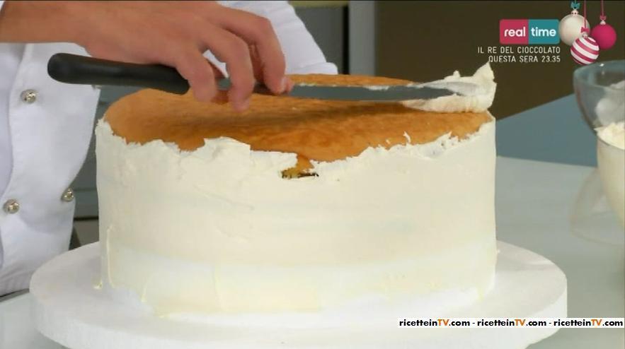 Ricetta crema per torta pan di spagna