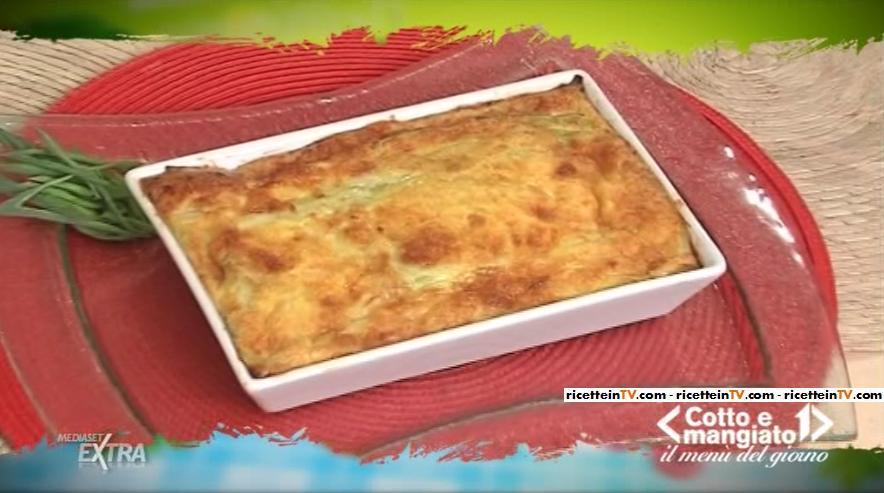 Cotto e mangiato ricetta cannelloni di crespelle con funghi for Ricette di cotto e mangiato