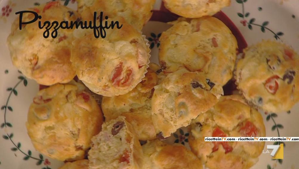 I menu di benedetta la ricetta dei pizzamuffin for Ricette di benedetta parodi