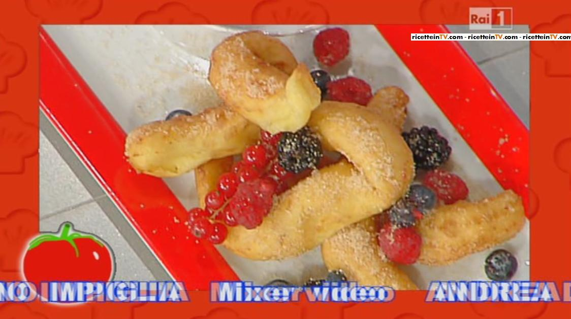 Le ricette dei dolci di ambra romani