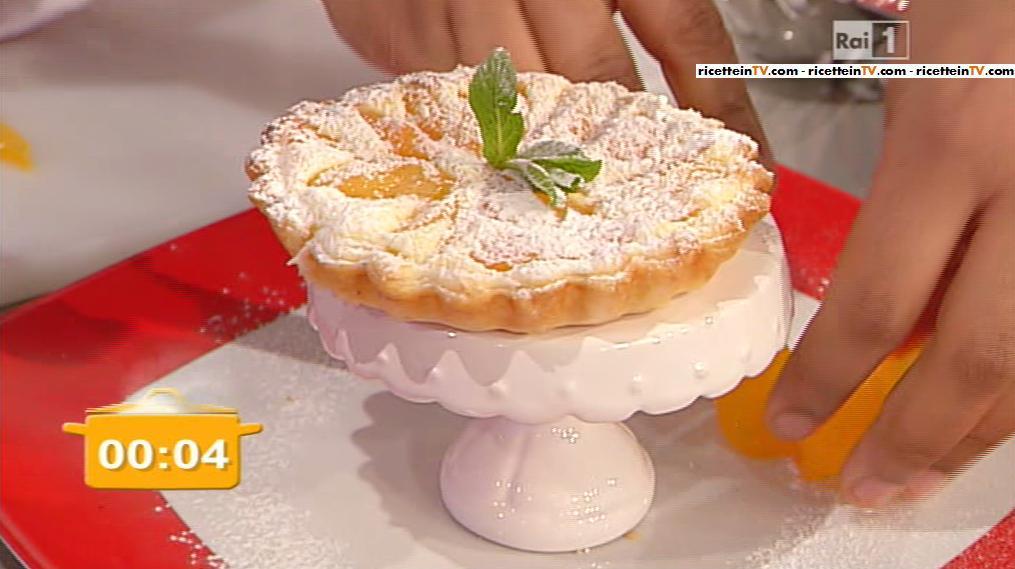 Le Ricette Della Prova Del Cuoco Torta Alle Albicocche Di Ambra Romani