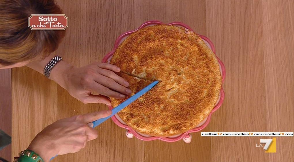 I Menu Di Benedetta La Ricetta Della Torta Al Cocco