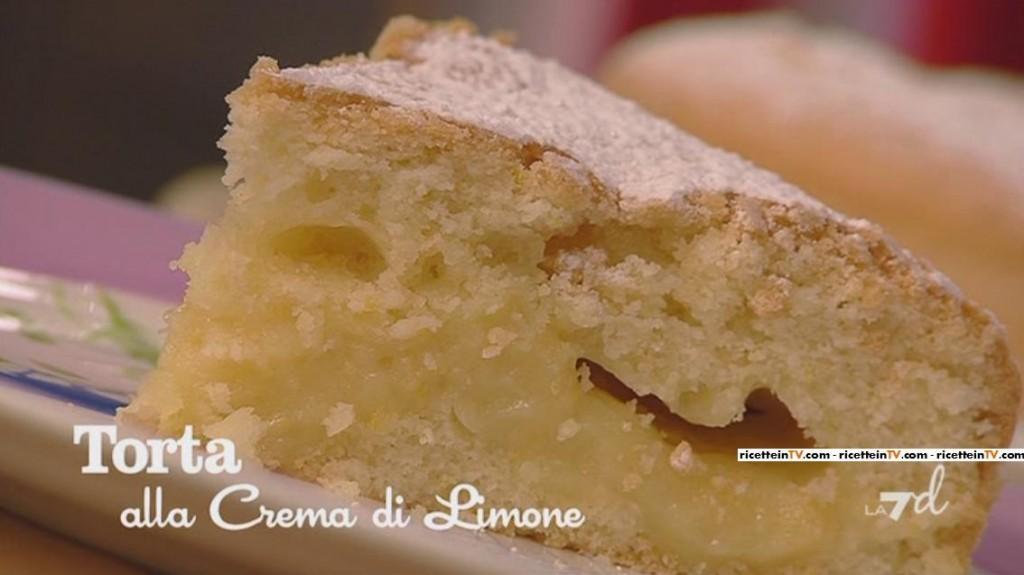 I menu di benedetta la ricetta della torta alla crema for Le ricette di benedetta parodi