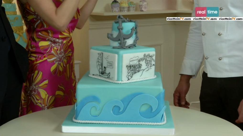 Le torte di renato per 18 anni