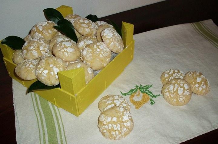 Ricette cotto e mangiato dolci biscotti al limone for Cotto e mangiato ricette dolci