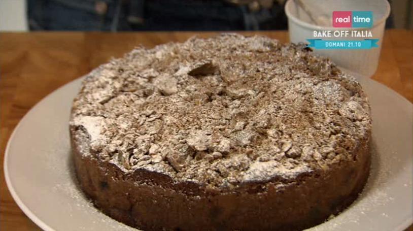 torta di crumble
