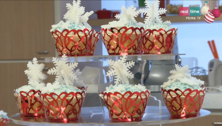 cupcakes Natale