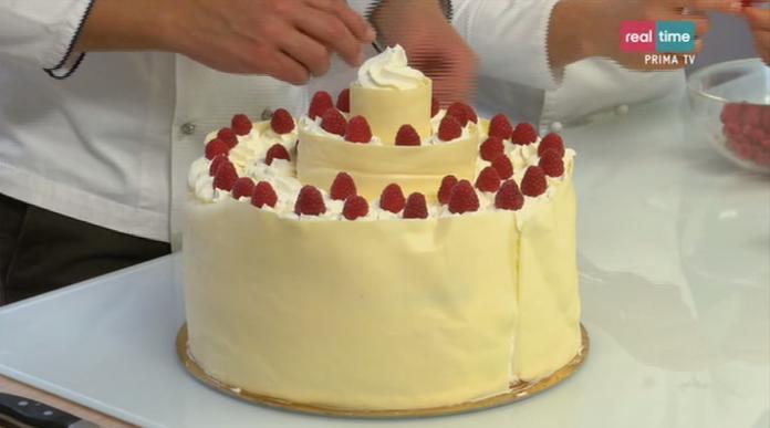 torta Sospiro d'Amalfi