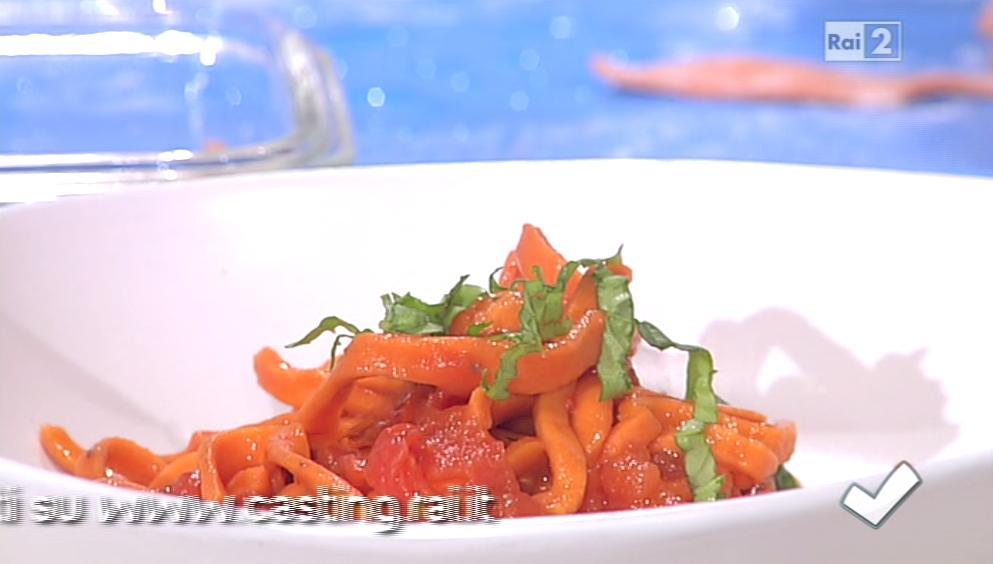 spaghetti al pomodoro assoluto