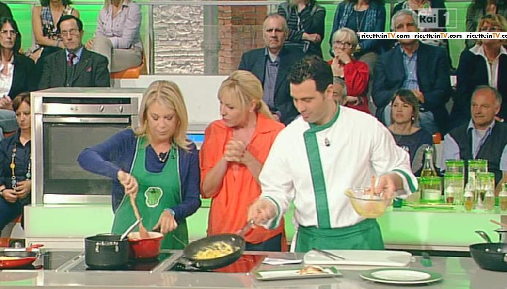La prova del cuoco puntata di oggi 18 ottobre 2014 for Ricette della prova del cuoco