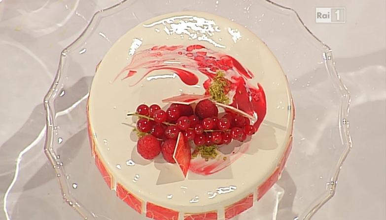 torta perla rubino