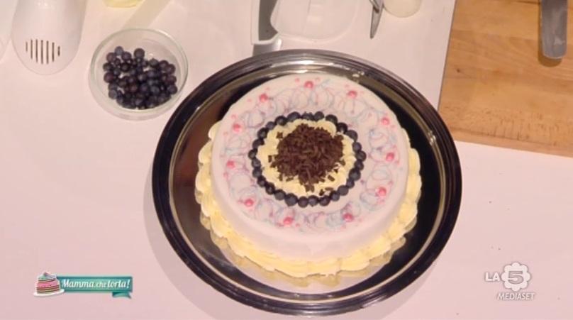 torta corona del re