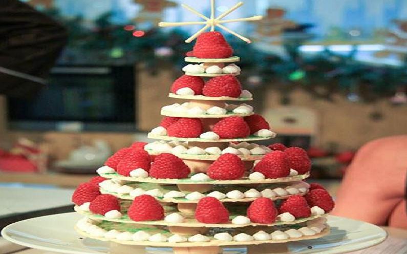 Dolce Di Natale Albero.Detto Fatto Ricetta Albero Di Natale Dolce Mirco Della Vecchia