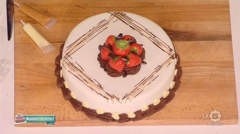 torta fata di bosco