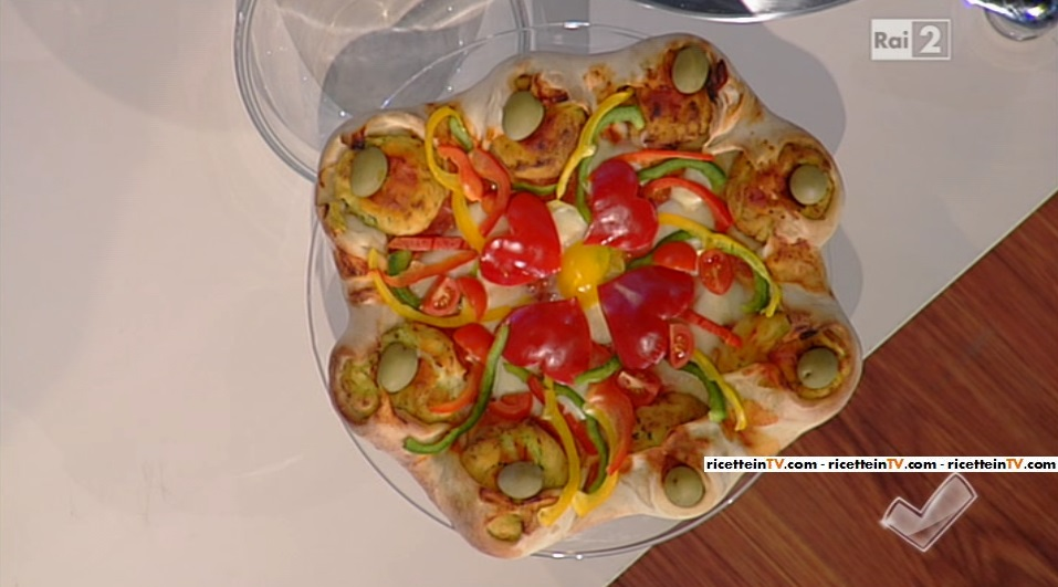 pizza polpetta