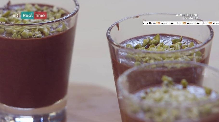 bicchierini di mousse