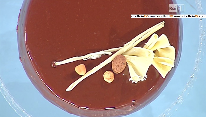 torta sacher alla gianduia