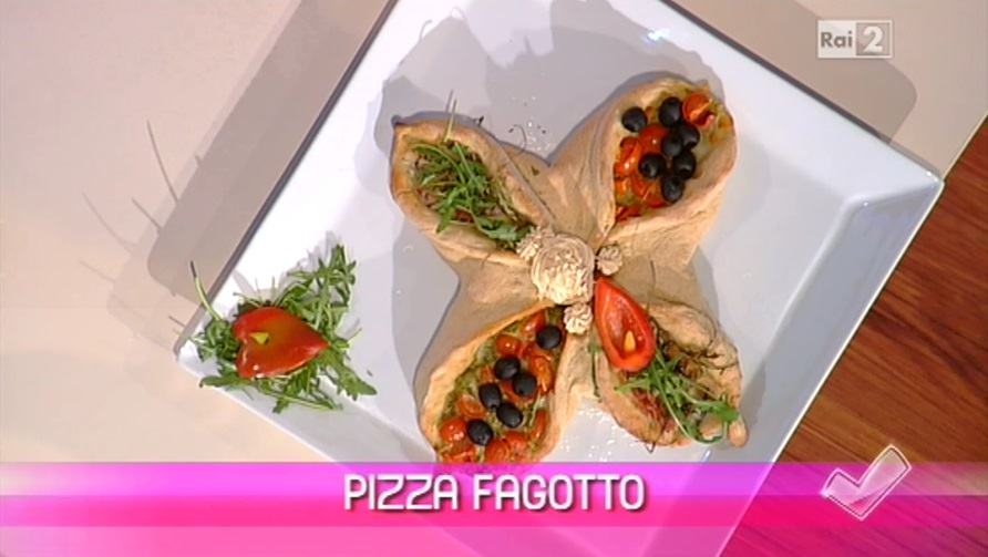pizza fagotto