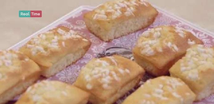 mini plumcake al lime