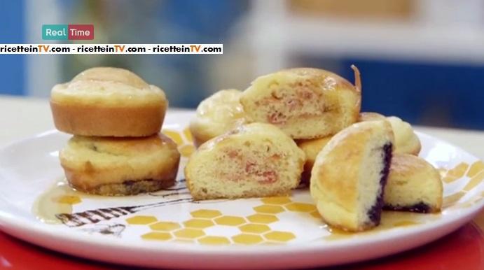 muffin pancakes