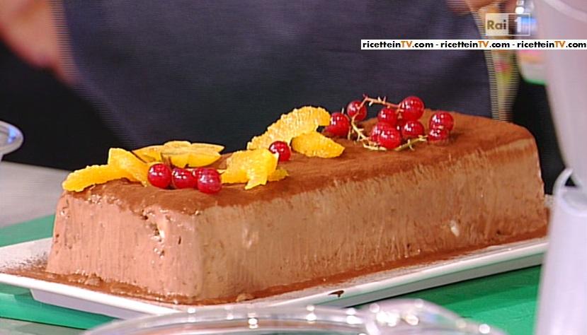 La prova del cuoco ricetta mattonella al cioccolato for Dolci romani