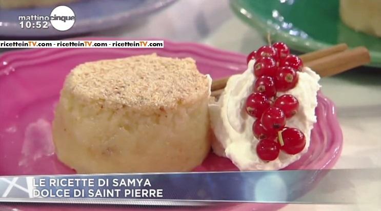 dolce di Saint Pierre