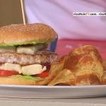 hamburger primavera