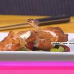 cotoletta di pollo e friggitelli