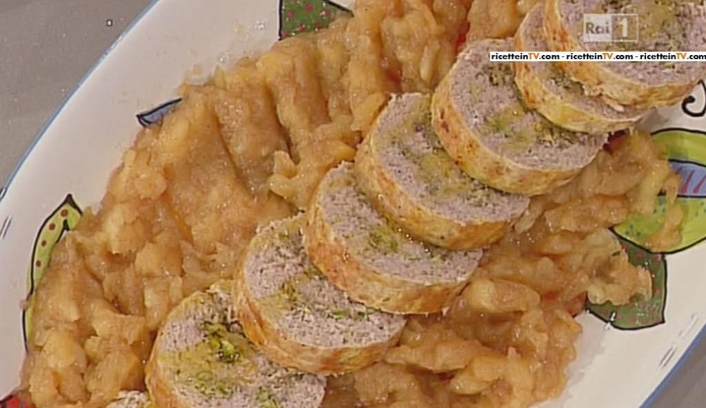Ricetta Biscotti Torta Le Frappe Di Anna Moroni