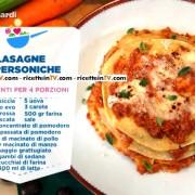 lasagne supersoniche