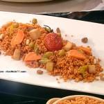 cous cous con verdure speziate