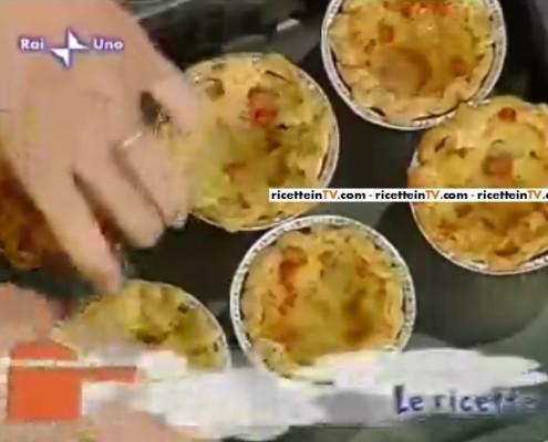 tortini golosi di patate