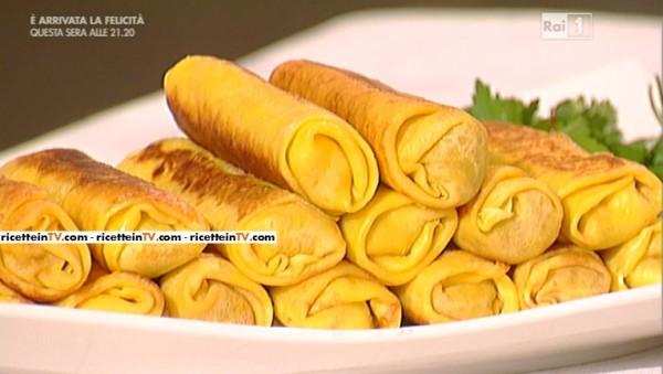 La Prova Del Cuoco Ricetta Cannelloni Croccanti Di Natalia Cattelani
