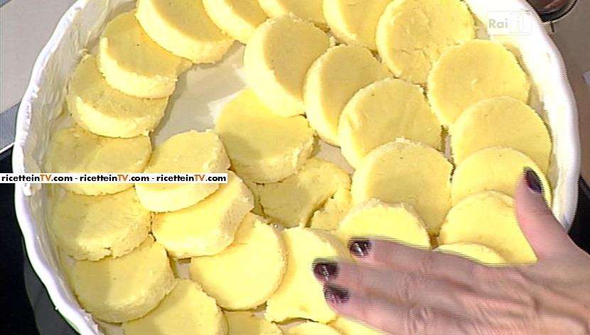 La prova del cuoco ricetta gnocchi alla romana di - Come cucinare gnocchi alla romana ...