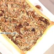 sfogliata di radicchio indivia e gorgonzola