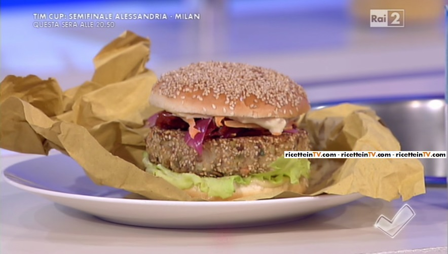 Sicily burger