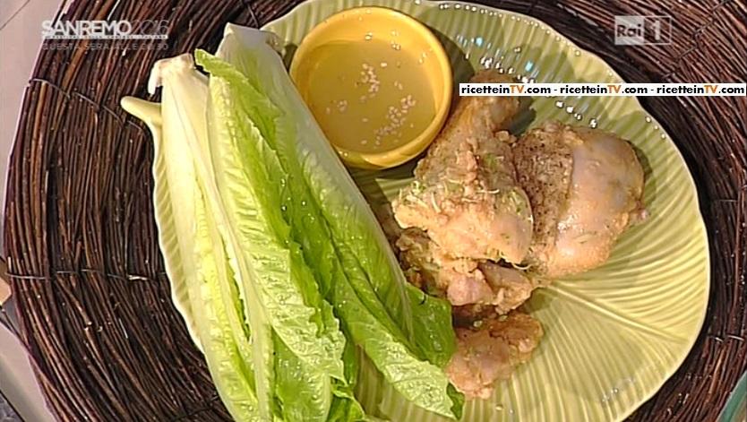 karaage di pollo
