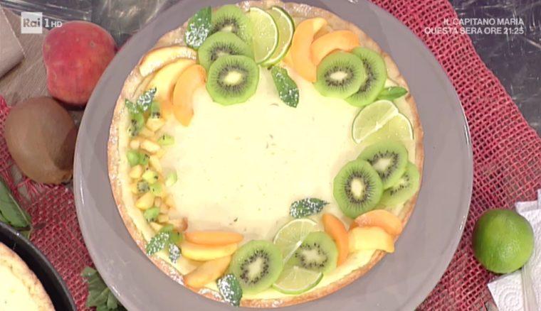 torta in padella al profumo d'estate di Natalia Cattelani