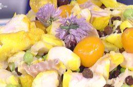 insalata di baccalà di Sergio Barzetti