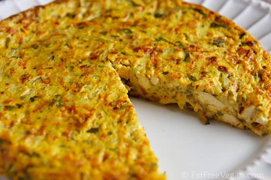 Plant Based Breakfast Casserole