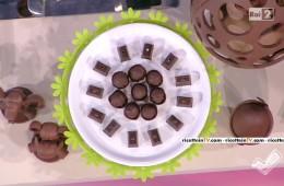 palline morbide biscotto e cioccolato