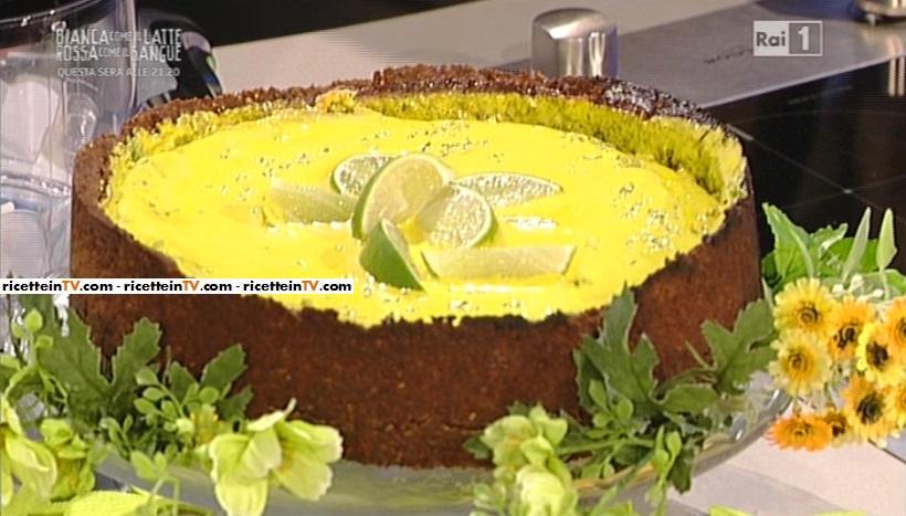 torta alta al lime