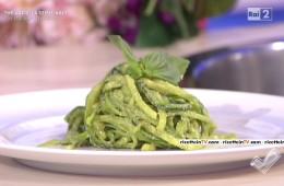 spaghetti di verdure al pesto di Paola Galloni