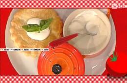 crostata con cicoria e ricotta