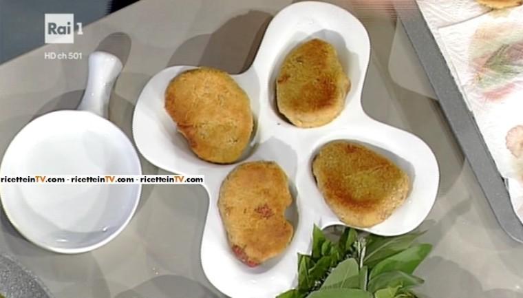 filetto di manzo impanato con salsa d'oro di Hiro Shoda