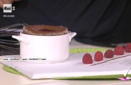 soufflé au chocolat di Michel Paquier