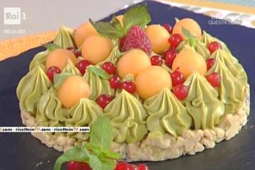 torta pistacchio e melone
