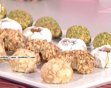 biscotti alle mandorle di Mario Ragona
