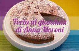 torta al gianduia